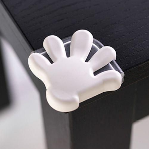 Ikea Patrull Corner Bumper Black 8 Pack Home Harmony